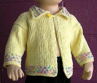 Knitting Patterns Sweaters For Babies : Baby Sweater Knitting Pattern A Knitting Blog