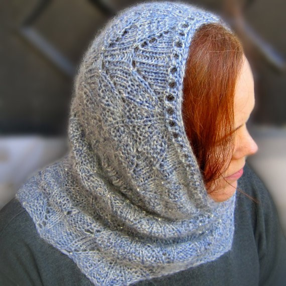 Cowl Knitting Pattern For Beginners : Knit cowl pattern a knitting