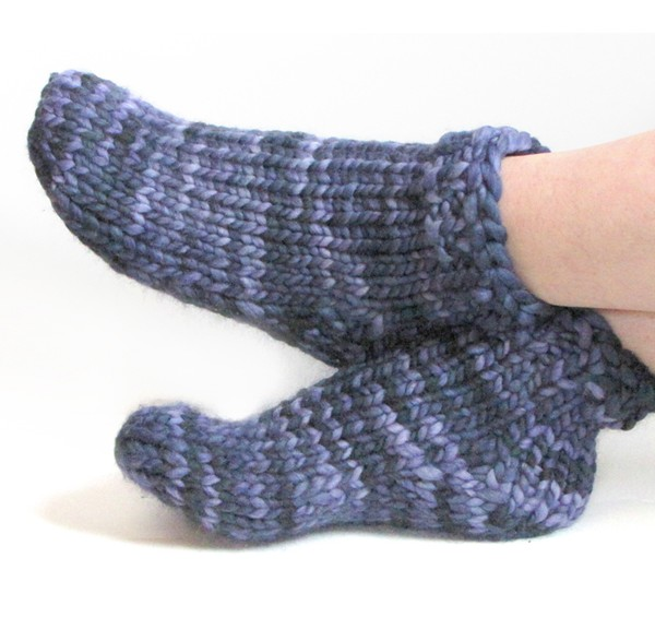 Sock Pattern Knitting : Sock Knitting Pattern A Knitting Blog