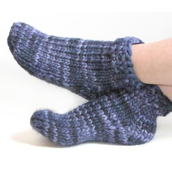 Knitting Pattern Socks : Sock Knitting Pattern A Knitting Blog