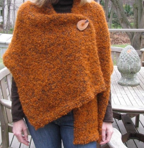 Knitting Patterns For Wraps Free : Knitted Shawl Patterns A Knitting Blog