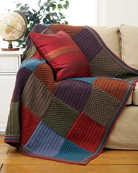 Knitted Afghan Patterns | A Knitting Blog