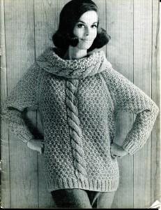 Free Knit Cowl Pattern - Chunky | JJCrochet