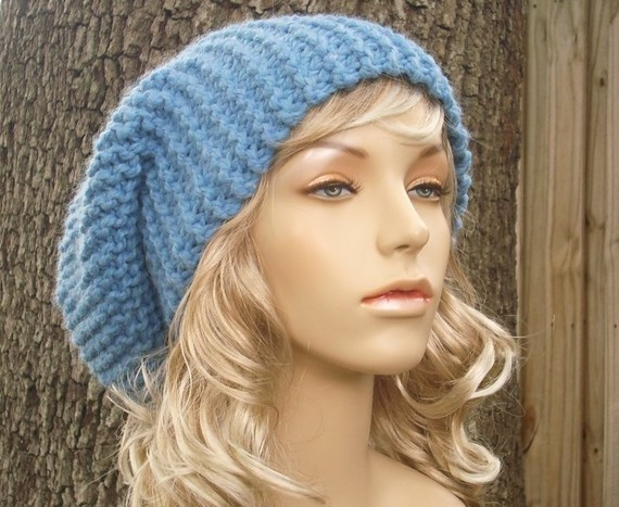 Chunky Knit Hat Pattern A Knitting Blog