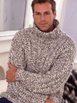 Free Knitting Patterns Chunky Jumper : Chunky Knit Sweater Patterns A Knitting Blog