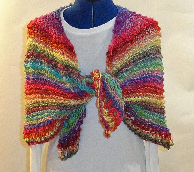 Prayer Shawl Knit Pattern | A Knitting Blog