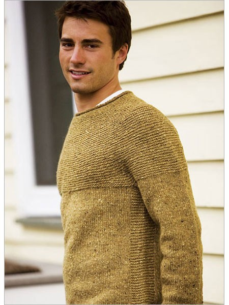Mens Cardigan Knitting Patterns : Men s Sweater Knitting Pattern A Knitting Blog