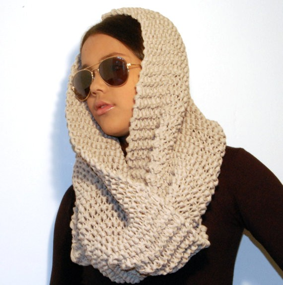 Pattern To Knit An Infinity Scarf : Infinity Scarf Knitting Patterns A Knitting Blog