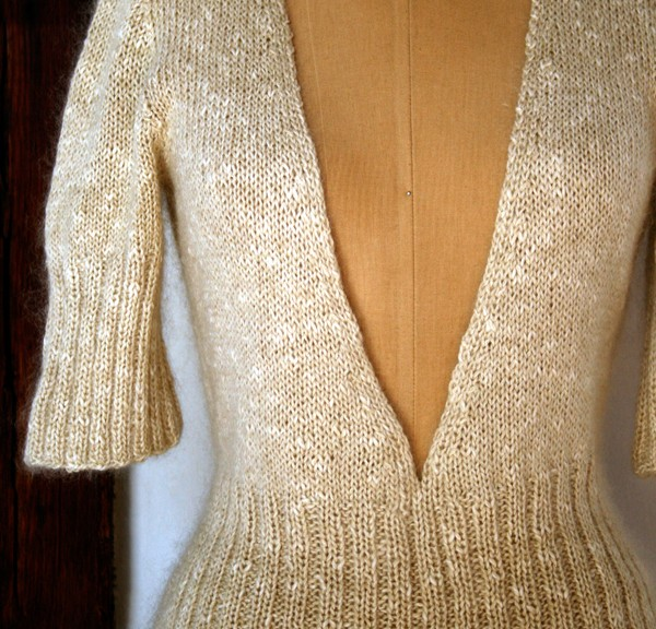 Knitting Patterns For V Neck Sweaters : A Knitting Blog