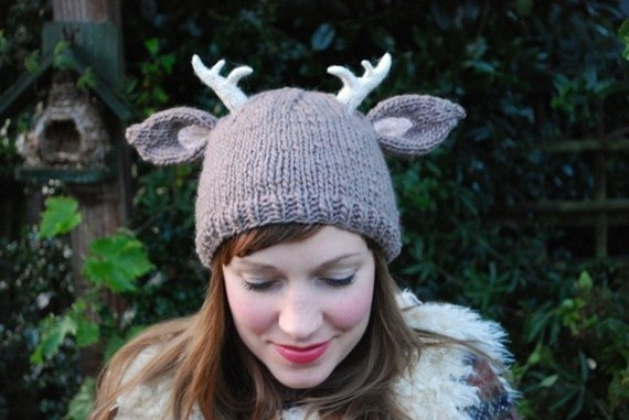 Animal Knit Hats Pattern A Knitting Blog