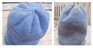 Double Knit Hat Pattern A Knitting Blog