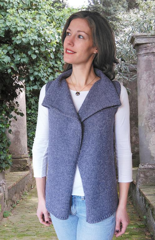 Knitting Patterns Ladies Vest Free : Knitted Vest Patterns A Knitting Blog