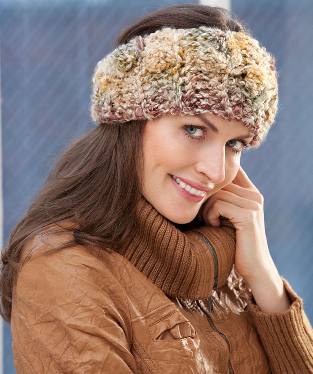 Knit Ear Warmer Pattern | A Knitting Blog