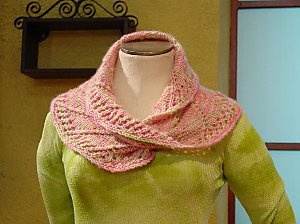 Knit Flower Pattern Free : Mobius Scarf Knitting Pattern A Knitting Blog