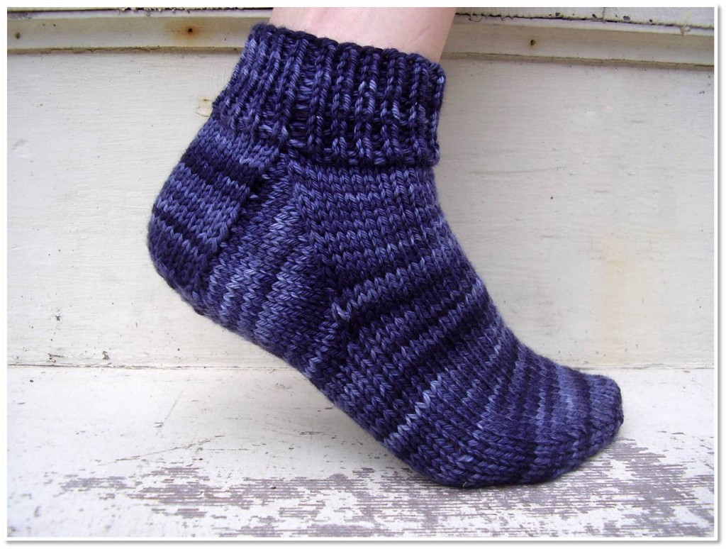 Sock Knitting Pattern : Sock Knitting Pattern A Knitting Blog