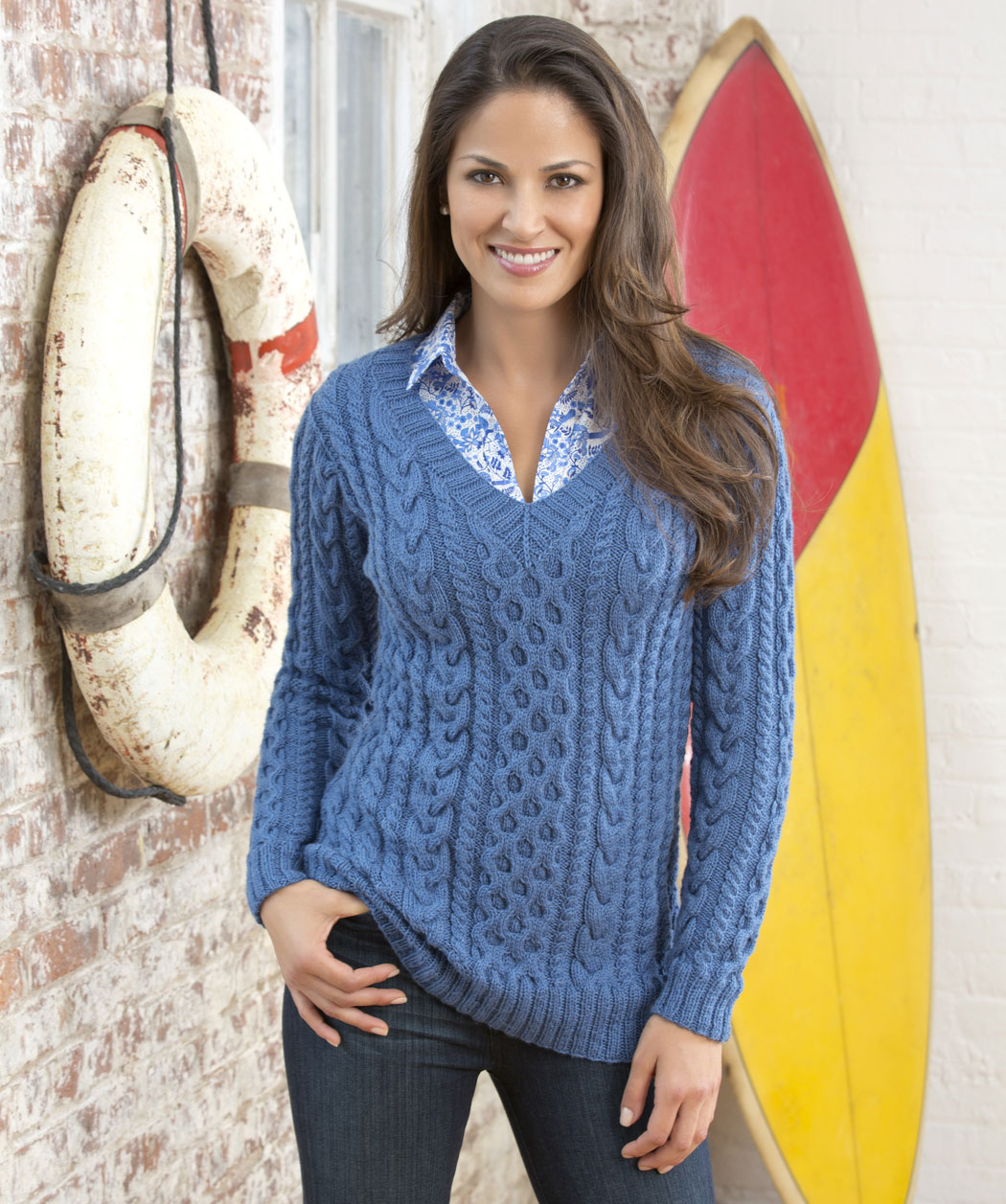 Jumper Patterns Knitting : Cable Knit Sweater Patterns A Knitting Blog