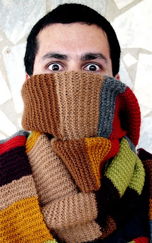 Free Knitting Pattern For Dr Who Scarf : Doctor Who Scarf Knitting Pattern A Knitting Blog