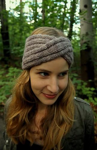 Turban Headband Knitting Pattern : Knitted Turban Headband Patterns A Knitting Blog