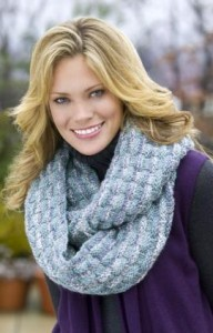 Infinity Scarf Knitting Pattern Images