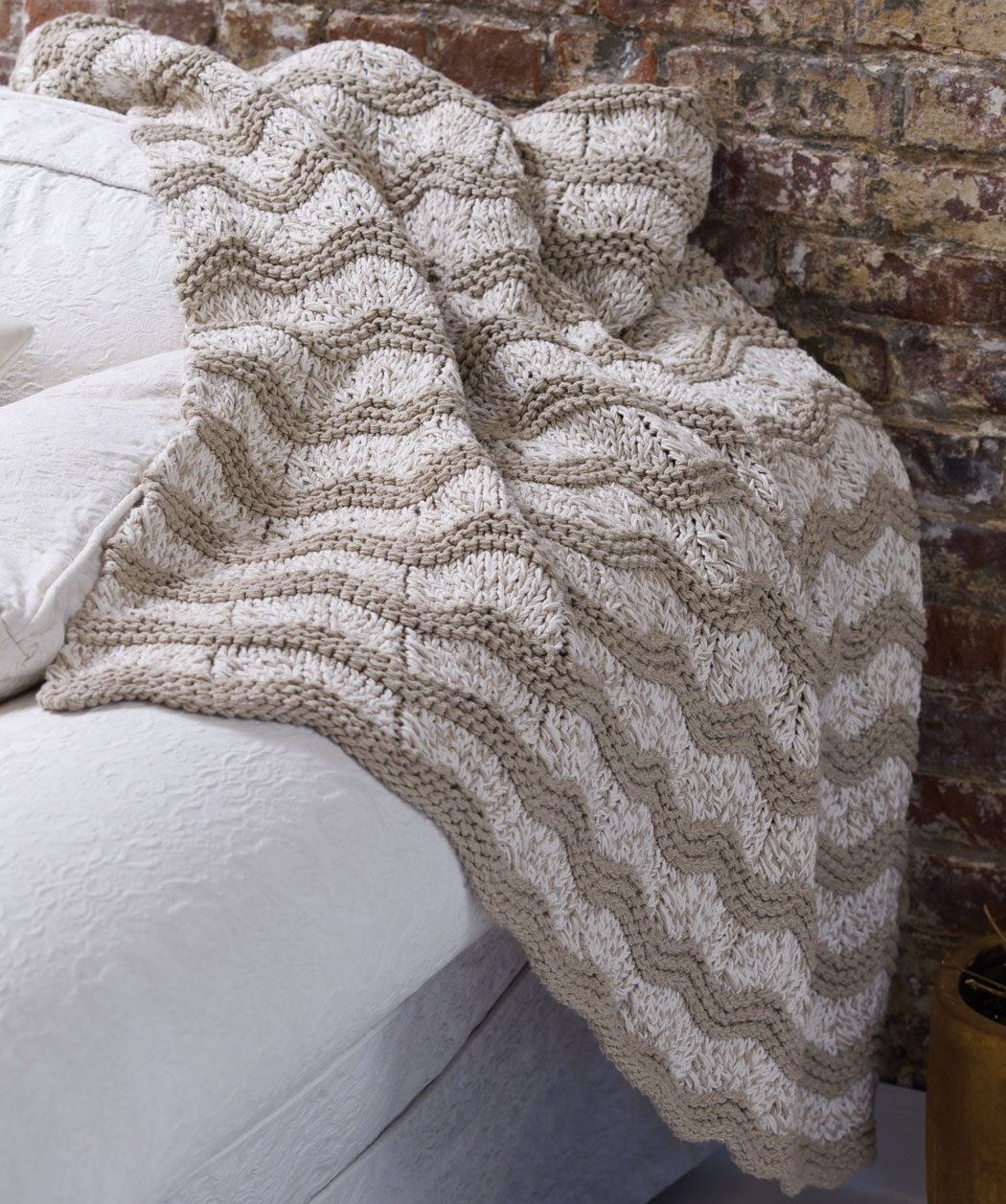 Free Knitted Blanket Patterns : Knitted Afghan Patterns A Knitting Blog