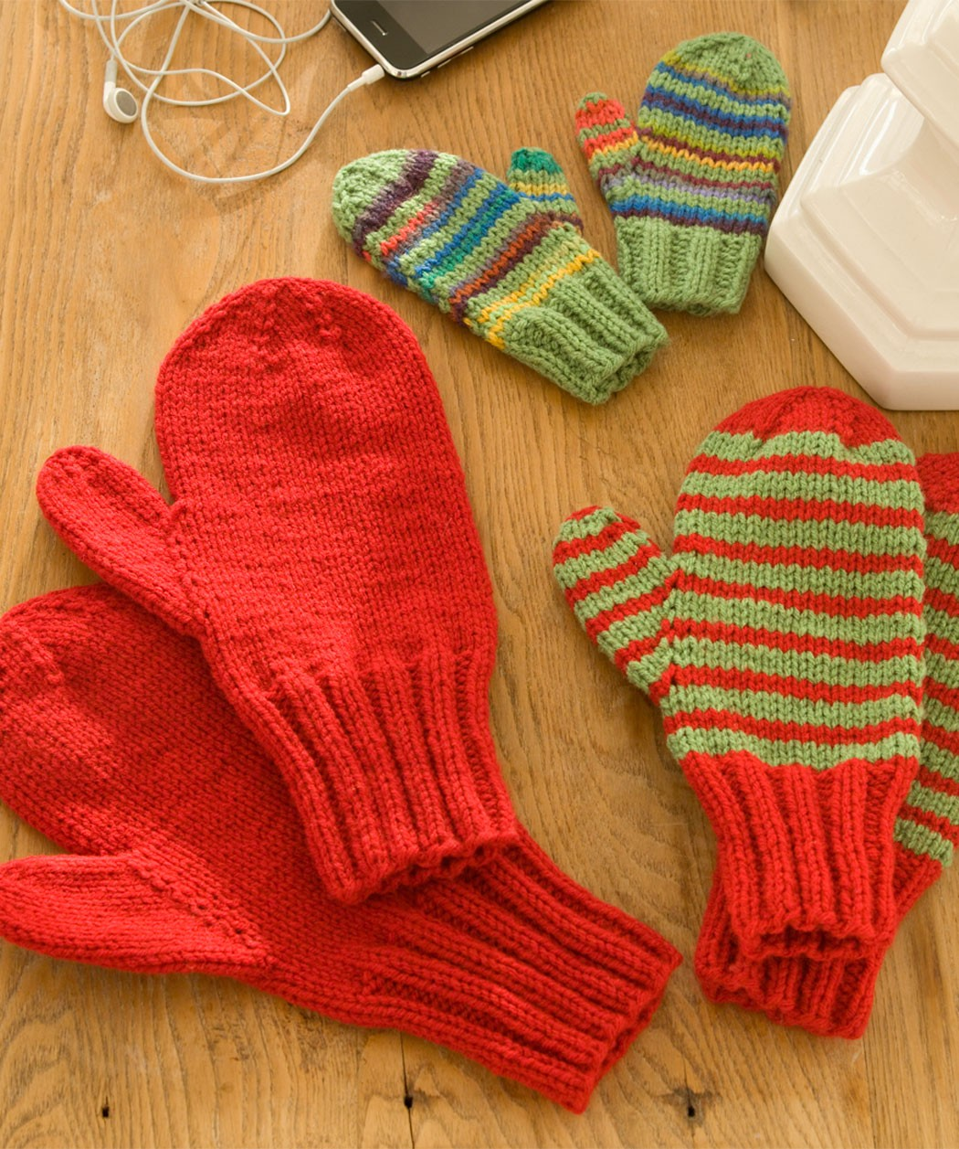 Double Knit Mittens Free Pattern : Free Mitten Pattern To Knit myideasbedroom.com