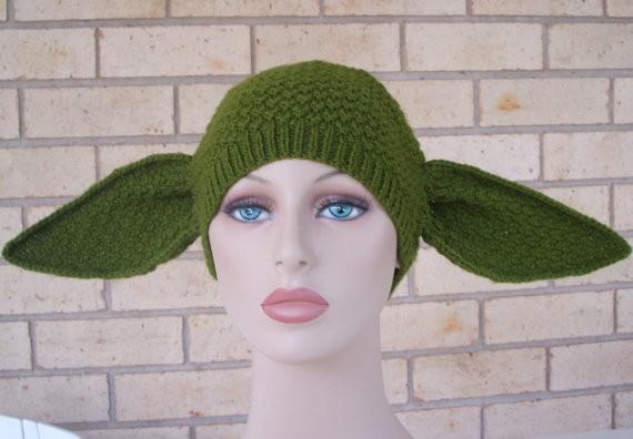 Knitting Pattern Yoda : Yoda Knit Hat Patterns A Knitting Blog