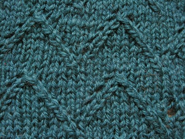Knitting Stitches Chevron : Chevron Knitting Pattern A Knitting Blog
