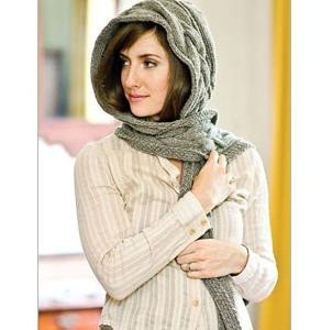 Hooded Scarf Knitting Pattern For Beginners : Hooded Scarf Knitting Pattern A Knitting Blog