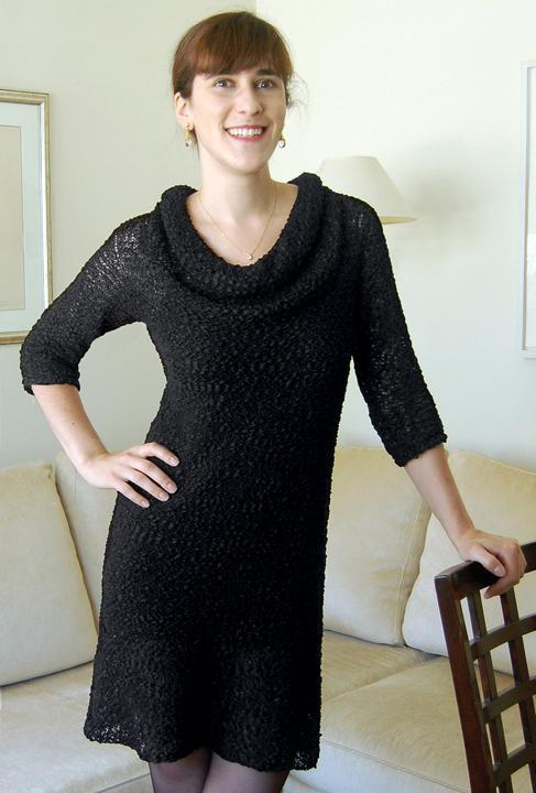 Knit Sweater Dress Patterns A Knitting Blog