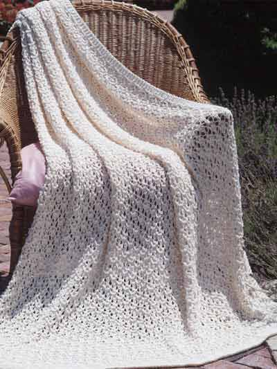 Knitted Afghan Patterns A Knitting Blog