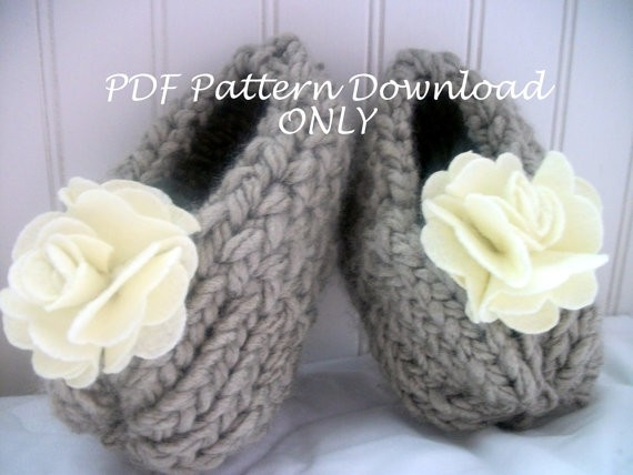 Loom Knitting Patterns For Babies : Baby Booties Knit Patterns A Knitting Blog