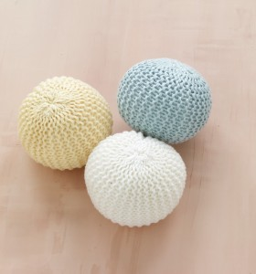 Loom Knit Playroom Ball Pattern For Babies Images