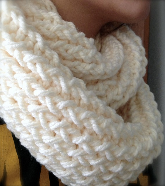 Crochet Loom : Loom Knitting Scarf Patterns A Knitting Blog
