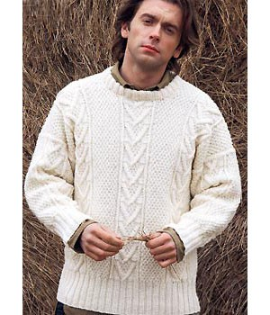 Mens Sweater Knitting Pattern Dog Breeds Picture