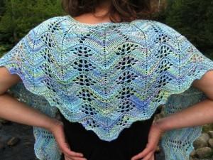 Prayer Shawl Knit Pattern | A Knitting Blog