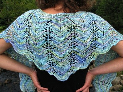 Prayer Shawl Patterns Knitting : Prayer Shawl Knit Pattern A Knitting Blog