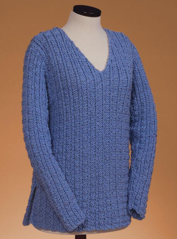 Neck Sweater Knitting Patterns A Knitting Blog