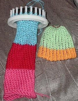 Round Loom Knitting Patterns Hats : Round Loom Knitting Patterns A Knitting Blog