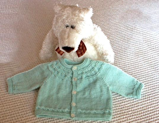 Baby Girl Knitted Sweater Pattern : Knitting Patterns Free Sweaters Cardigan images
