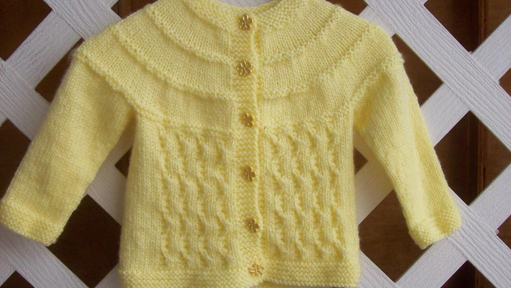 Sweater Knitting Patterns : Pics Photos - Baby Sweater Knitting Patterns