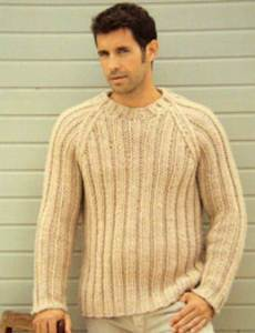 Sweater Knitting Pattern For Men's Images