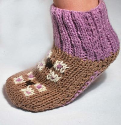 SOCK LOOM KNITTING Free Knitting Projects