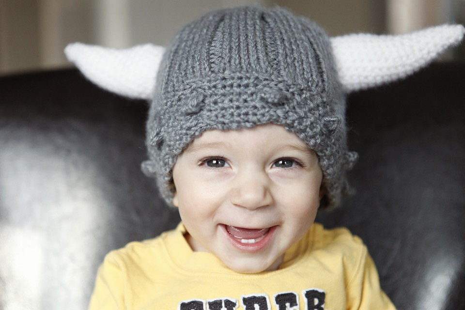Free Knitting Patterns For Baby Toys : Viking Knit Hat Patterns A Knitting Blog