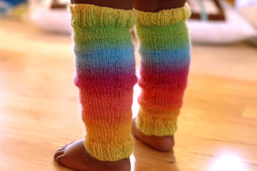 Leg Warmers Knitting Pattern In The Round : Leg Warmer Knitting Patterns A Knitting Blog