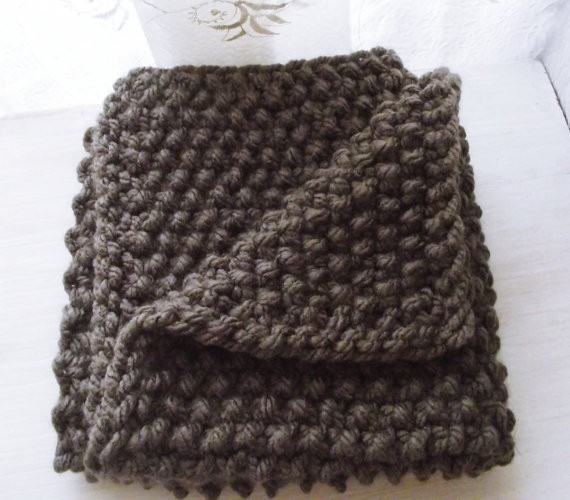 Knitting Pattern For A Throw Blanket : Chunky Knit Blanket Pattern A Knitting Blog