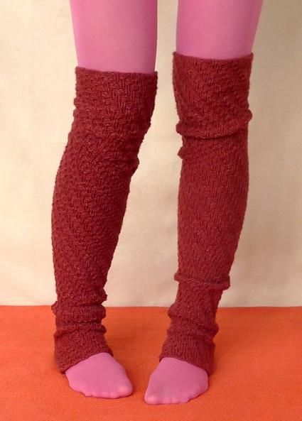 Knitting Patterns Easy Leg Warmers : Leg Warmer Knitting Patterns A Knitting Blog