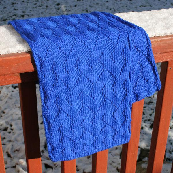 Easy Basket Weave Knit Pattern : Basket Weave Knitting Patterns A Knitting Blog