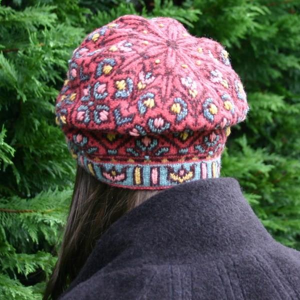 Fair Isle Knitting Hat : Fair isle knitting patterns a