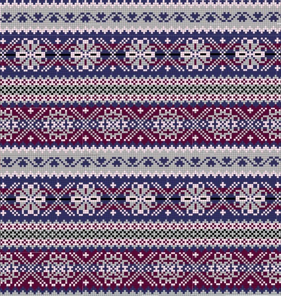 Knitting - Fair Isle/Itarsaria Ideas on Pinterest Fair Isle Pattern, Fair I...
