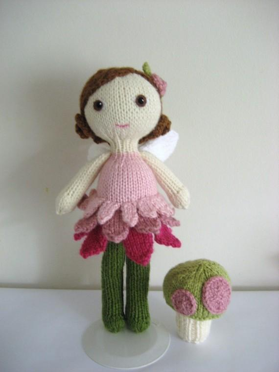 Knitting Doll Patterns : Knitted Doll Patterns A Knitting Blog